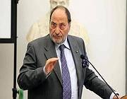 Il prefetto e commissario ai rifiuti per Roma Goffredo Sottile (Jpeg)
