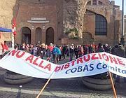 I Cobas in piazza della Repubblica (Jpeg)