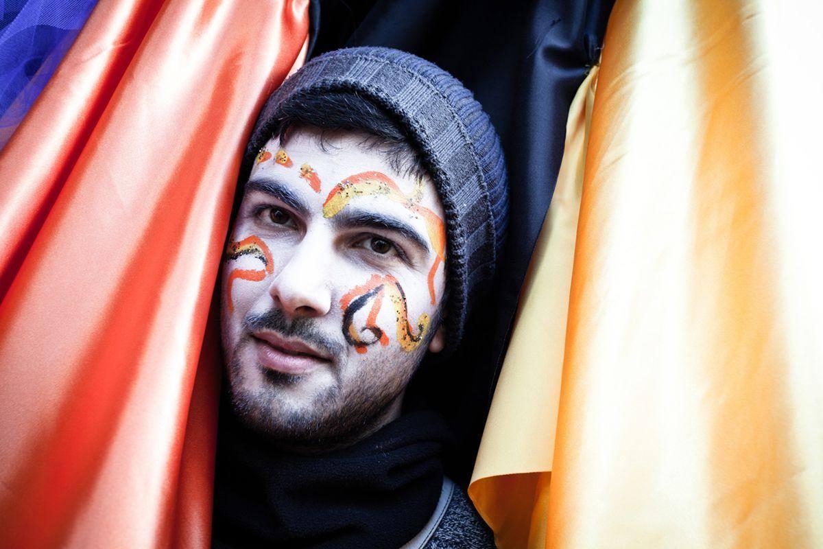 Carnevale di Scampia (foto Antonio Marcello)