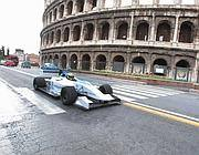 Prove intorno al Colosseo (Jpeg)