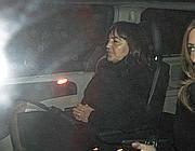 La Polverini arriva a Villa Miani (Jpeg)