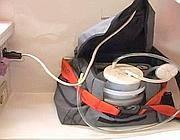 La borsa dell'aspiratore senza sondino di ricambio