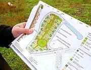 Il progetto della cittadella con alloggi per il personale della Difesa