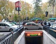 La fermata Vittorio chiusa (Jpeg)