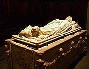 Il monumento funebre a Ilaria del Carretto nel Duomo di Lucca