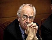 L'ex presidente dello Ior Ettore Gotti Tedeschi