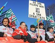 Una protesta del San Filippo Neri (Jpeg)