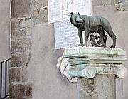 Il Campidoglio sede del Comune di Roma (foto Jpeg)