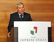 Carlo Sangalli (Ansa)
