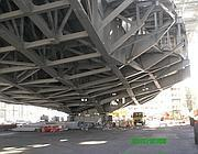 Il cantiere della Nuvola di Massimiliano Fuksas: per completare il progetto mancano 100 milioni