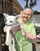 Giuseppina Parrelli, proprietaria del canile sotto accusa