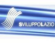 Il logo di Sviluppo Lazio (dal sito internet)