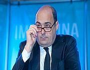 Nicola Zingaretti (Imagoeconomica)