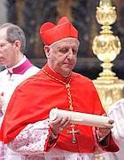 Il cardinal Versaldi (Eidon)