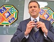 Il presidente del Consiglio regionale del Lazio Mario Abbruzzese (Jpeg)