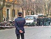 L'assalto all'Esquilino (foto Proto)