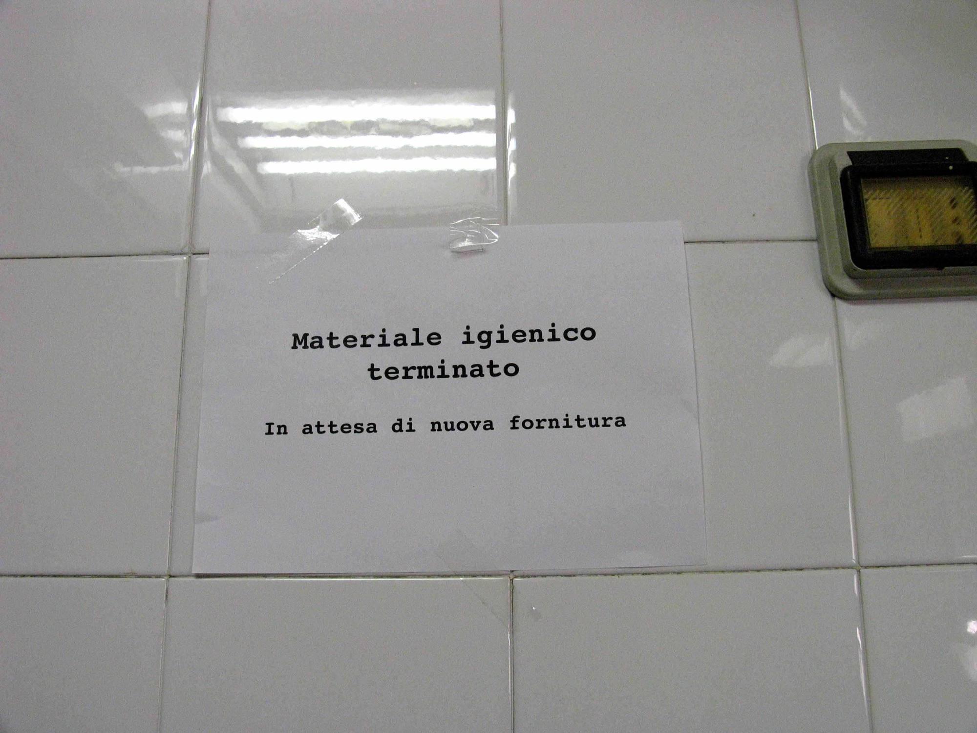 Cartello Per Bagno Signore : Cartelli da bagno: cartelli per mettere in sicurezza la balneazione