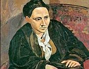 Gertrude Stein, «Ritratto» di Picasso (1906)