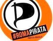 Il logo del Partito Pirata