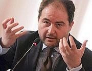 Riccardo Pacifici, presidente della Comunità ebraica a Roma