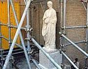 Il cantiere del restauro (Eidon)