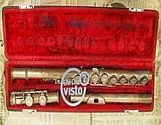 Il flauto ritrovato (Ansa)