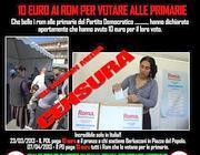 La pagina di facebook di De Vito candidato sindaco