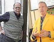 Walter Siti e Aldo Busi