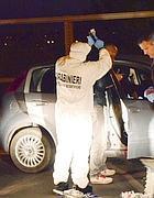 Le indagini dei Carabinieri (Foto Faraglia)