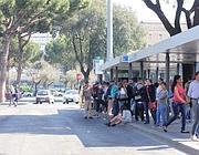 In attesa alla stazione Termini (Jpeg)