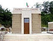 Affile, il mausoleo per Graziani: in origine doveva essere un monumento al Milite ignoto