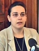 Martina Ciangrande (Ansa)