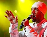 La pop star Craig David