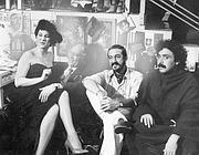Marisa Laurito, Massimo Catalano e Nino Frassica