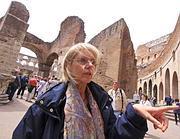 La direttrice del Colosseo Rossella Rea (Jpeg)