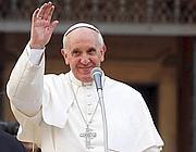 Il Papa in San Pietro