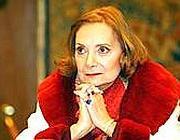 Rossella Falk (Ansa)
