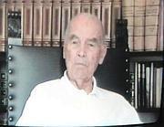 Erich Priebke, l'ex capitano delle SS condannato per la strage delle Fosse Ardeatine  (Ansa)