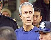 Alì Agca all'epoca della scarcerazione (AFP)