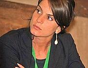 Michela Di Biase, candidata a Roma col Pd