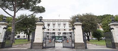 Palazzo della Marina (foto Proto)