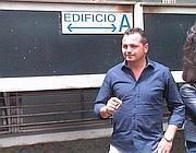 Carlo Tagliente, uno dei carabinieri accusati del ricatto a Piero Marrazzo