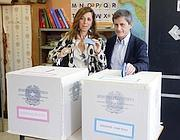 Alemanno vota con Isabella Rauti (Eidon)