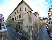 Il carcere di Regina Coeli (Ansa)