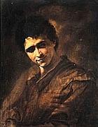 «Ritratto di giovane uomo» di Annibale Carracci