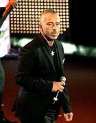 Ramazzotti sul palco (foto Pucciariello)