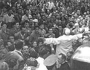 Pio XII a Roma nel '43