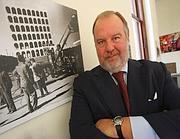 L'ex ad dell'Ente Eur Riccardo Mancini (Jpeg)