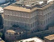 La sede dello Ior a Roma, nella Citt� del Vaticano