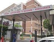 L'ospedale San Giovanni Addolorata